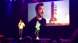 Rhett and Link's Tour of Mythicality lCorrinanite