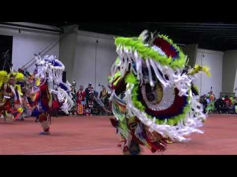 Mens Fancy - Contest - Durant Choctaw Casino PowWow