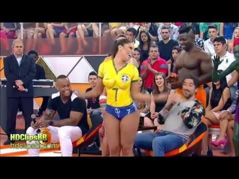 Showing For Brazilian Alex Uflash 1