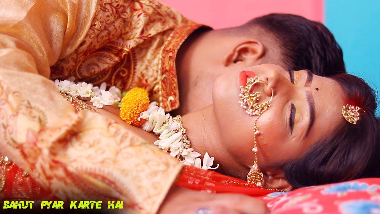 Download Bahut Pyaar Karte Hain Tumko Sanam | Husband Vs Wife Heart Touching Sad Love Story | SRA Films