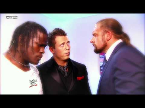 Raw: The reason The Miz and R-Truth were fired by WWE COO Triple H
