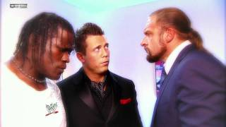 Raw: The reason The Miz and R-Truth were fired by WWE COO Triple H ...