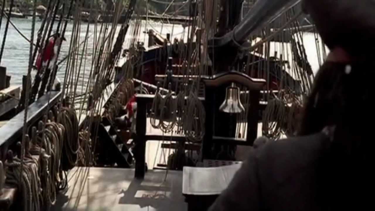 """Download """"He's a Pirate"""" (Extended) HD Music Video (Pirates of the Caribbean)"""