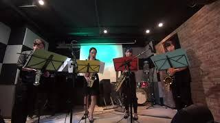 2018 9/8 Tonalite Saxophone Quartet CRYSTAL トルヴェールの《惑星》...
