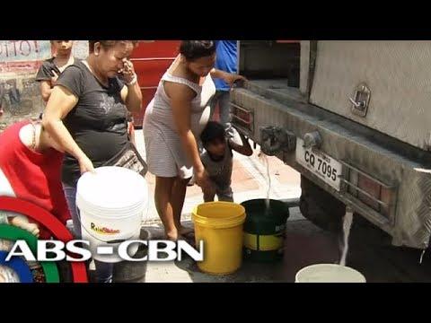 TV Patrol: Bakit Kinulang Ang Suplay Ng Tubig Ng Manila Water?