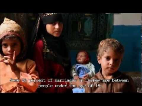 Turkey's never ending tragedy: Child Brides