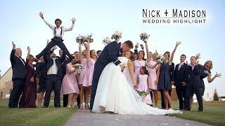 Nick and Madison Wedding Highlight
