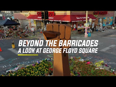 Beyond the Barricades: A Look At George Floyd Square