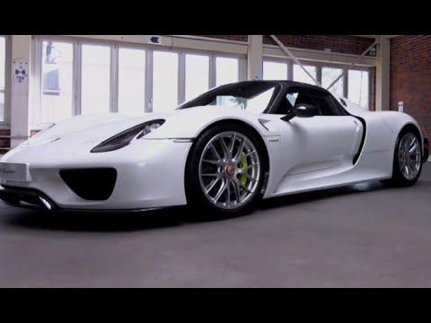 Porsche 918 Spyder Luggage Set Porsche Accessories Porsche