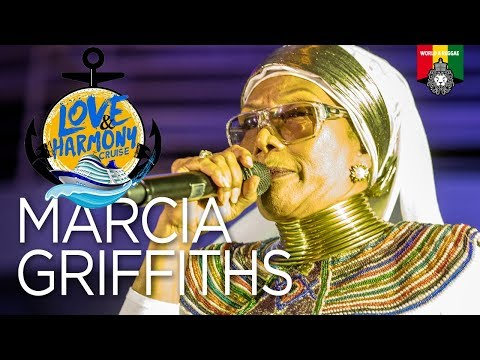 Marcia Griffiths Live at the Love & Harmony Cruise 2018