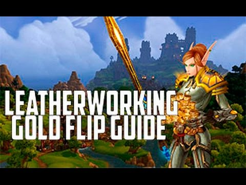 wow 1 800 leatherworking guide