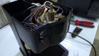 How to repair leakage on DeLonghi BAR12 semi-automatic coffee maker thumbnail