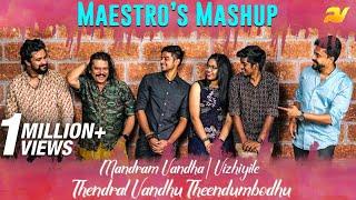 Maestro's Mashup - Mandram Vandha | Vizhiyile | Thendral Vandhu Theendumbodhu - Rajhesh Vaidhya