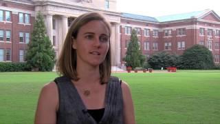 2016 Wipe Out Waste Ambassador Davidson College