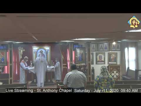 Holy Liturgy  July 11, 2020