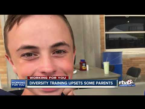 Diversity training at Noblesville High School upsets some parents