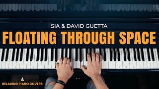 Sia & David Guetta - Floating Through Space (Piano Cover)