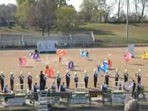 LaRue County High School Marching Band 2008