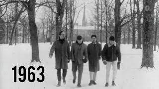 Kenyon College: 1963 G.E. College Bowl Half-Time Film