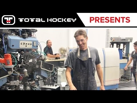 Total Hockey Presents: Bauer Pro Skate Factory Tour