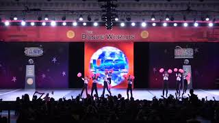 Cheers Factory (Japan) INSPIRE IASF WORLDS Senior Small Pom Semifinalsworld champion