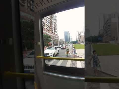 (Wuhan China trip) LM on the bus