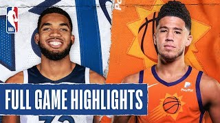 TIMBERWOLVES at SUNS | FULL GAME HIGHLIGHTS | December 9, 2019