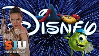 Disney Goes All In On Their Streaming Service - SJU