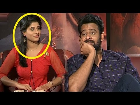 Prabhas Shocks Anchor With His Answer About Marriage w/Subtitles | TV5 News