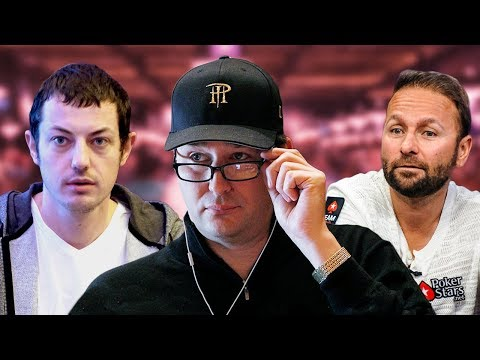 Phil Hellmuth SPEAKS OUT On Tom Dwan, Daniel Negreanu, And Heads Up Challenge