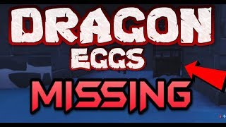 FORTNITE - DRAGON EGGS ARE MISSING - SNOW MAP MELTING - LOOKING FOR PRISONER STAGE 4 UPDATE 7.40