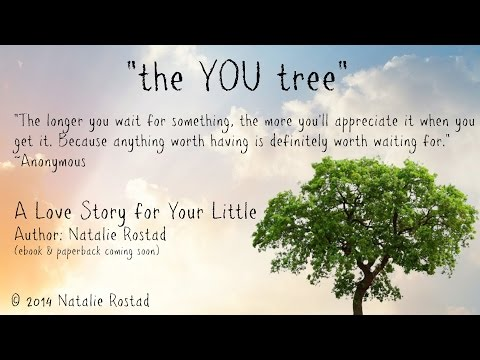 "Children's Story, Audio Book ""the YOU tree"" for Toddlers & Parents"