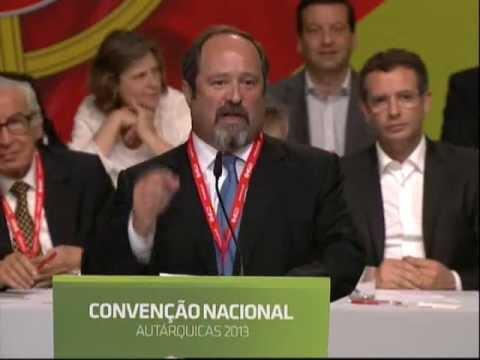 CN Autárquicas 2013 José Contente