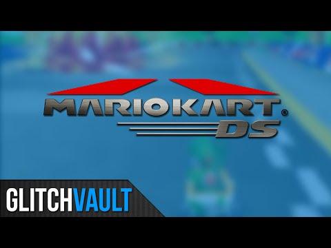 Mario Kart DS Glitches and Tricks!