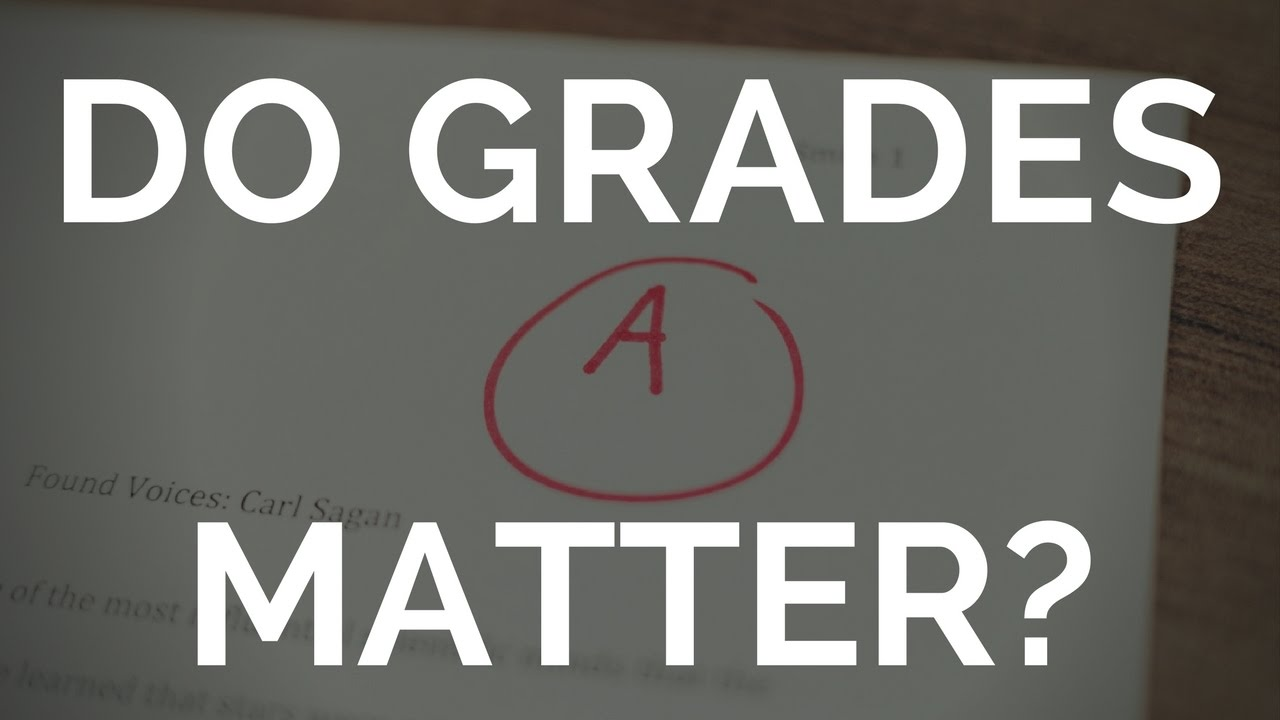 grades don t matter I don't know any firm that has rescinded an offer to a student because he or she received a b+ or b in a course, but feel free to email me if this has happened to you again, all grades matter, but i would contend that starting strong is of the utmost importance in law school.