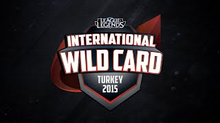 International Wild Card Turkey 2015 Day 2 Round robin
