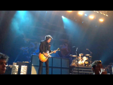 Green day live in Auckland 2017 -almost complete