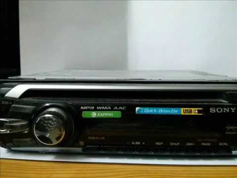 how to connect a car stereo to 110v