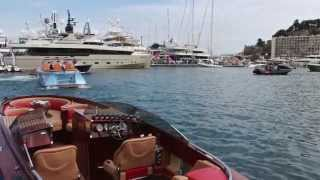 Super Yachts in Monaco by Lomond Yachts