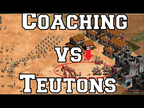 Coaching: Vietnamese vs Teutons: Finesse vs Raw Power!