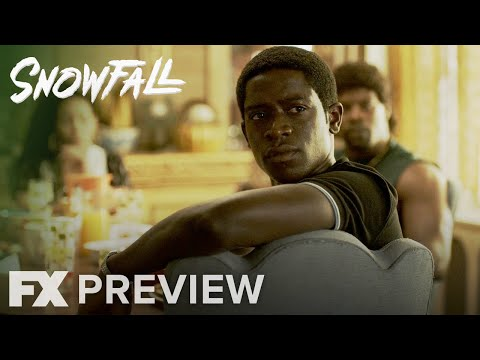 Snowfall airs on Wednesdays at 10pm on FX, Sneak Peek