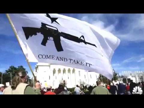 Discovery History: Rise of the AR-15-Americas Gun
