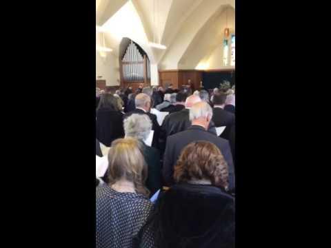 John Hamilton Funeral Part 4