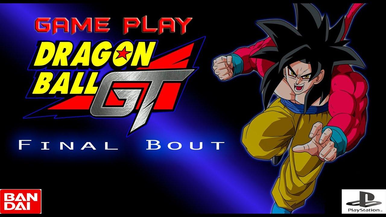 DRAGON BALL GT Jogo Online