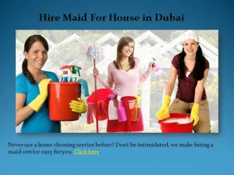 Residential cleaning services Dubai, Maid services in south Dubai
