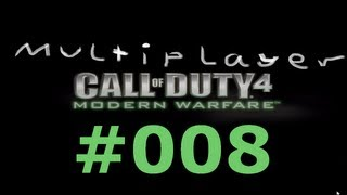 Let's Play Call of Duty 4 Multiplayer #008 - (Level 1 - 55) - 28:19