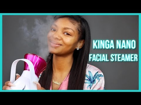 Kinga Nano Facial Steamer