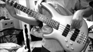 All Around- Israel Houghton and New Breed (Bass Cover)