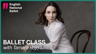 Ballet Class with Tamara Rojo #2 | English National Ballet