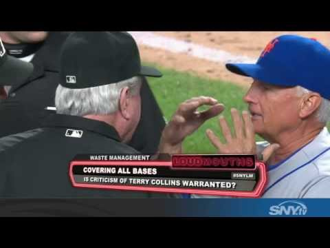Is the criticism of Terry Collins fair?